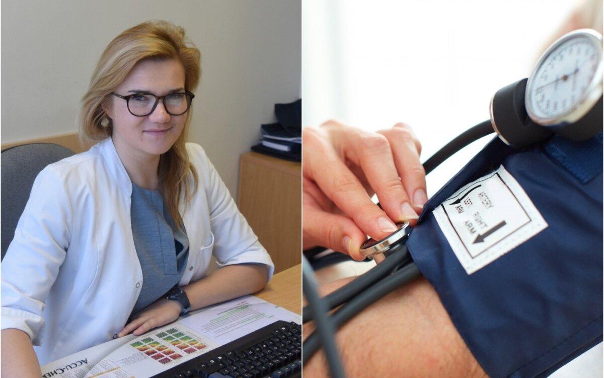 hipertenzija ir žmogaus sąmonė)