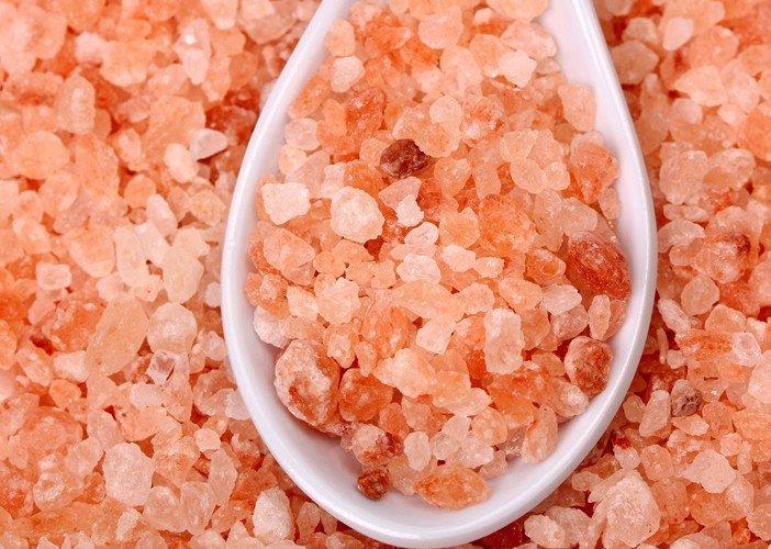hipertenzija ir Himalajų druska