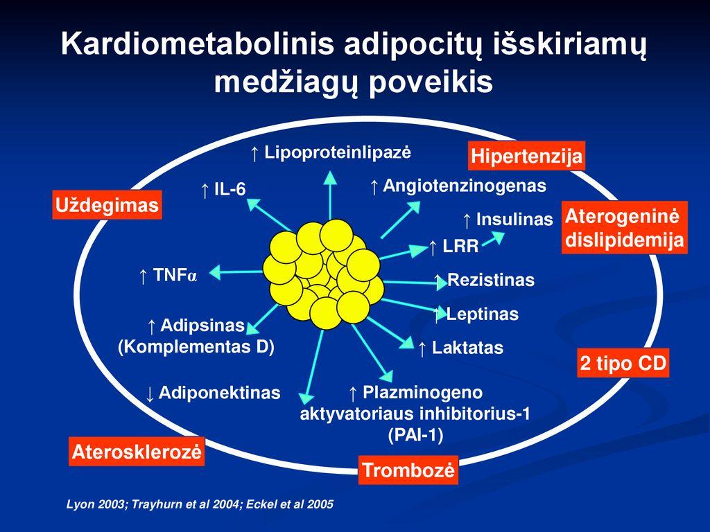 Kraujo trombocitų norma
