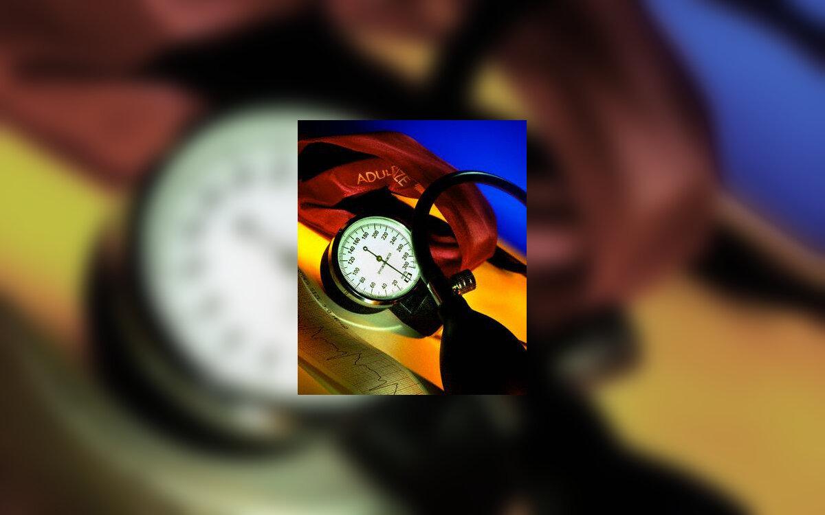 kovoti su hipertenzija namuose