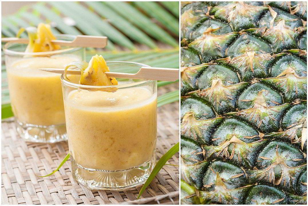 ananasų nauda sveikatai vyrams