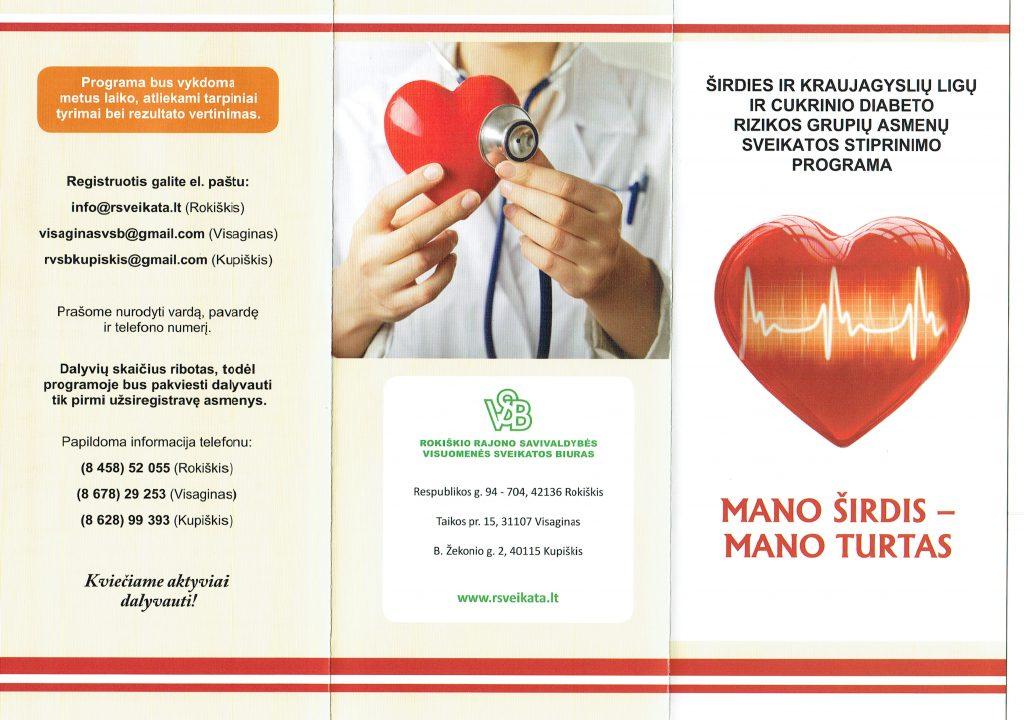 prevencinės širdies sveikatos priemonės hipertenzija rizikos laipsnis
