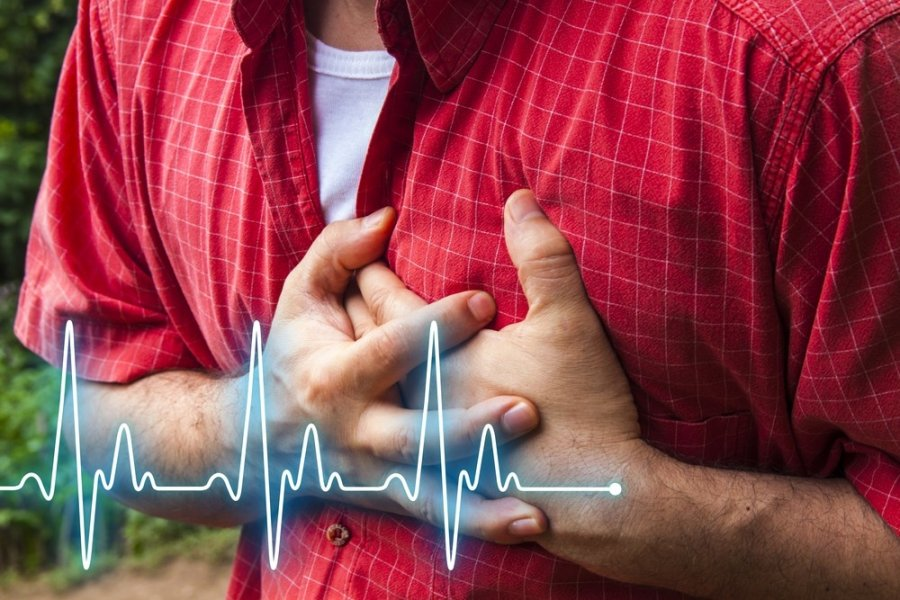 """""""Vyrų liga"""" vadinamas miokardo infarktas gresia ir moterims"""