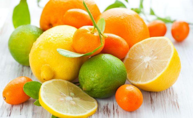 mandarinai ir hipertenzija