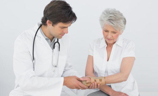 Osteoporozė. Lūžių galima išvengti