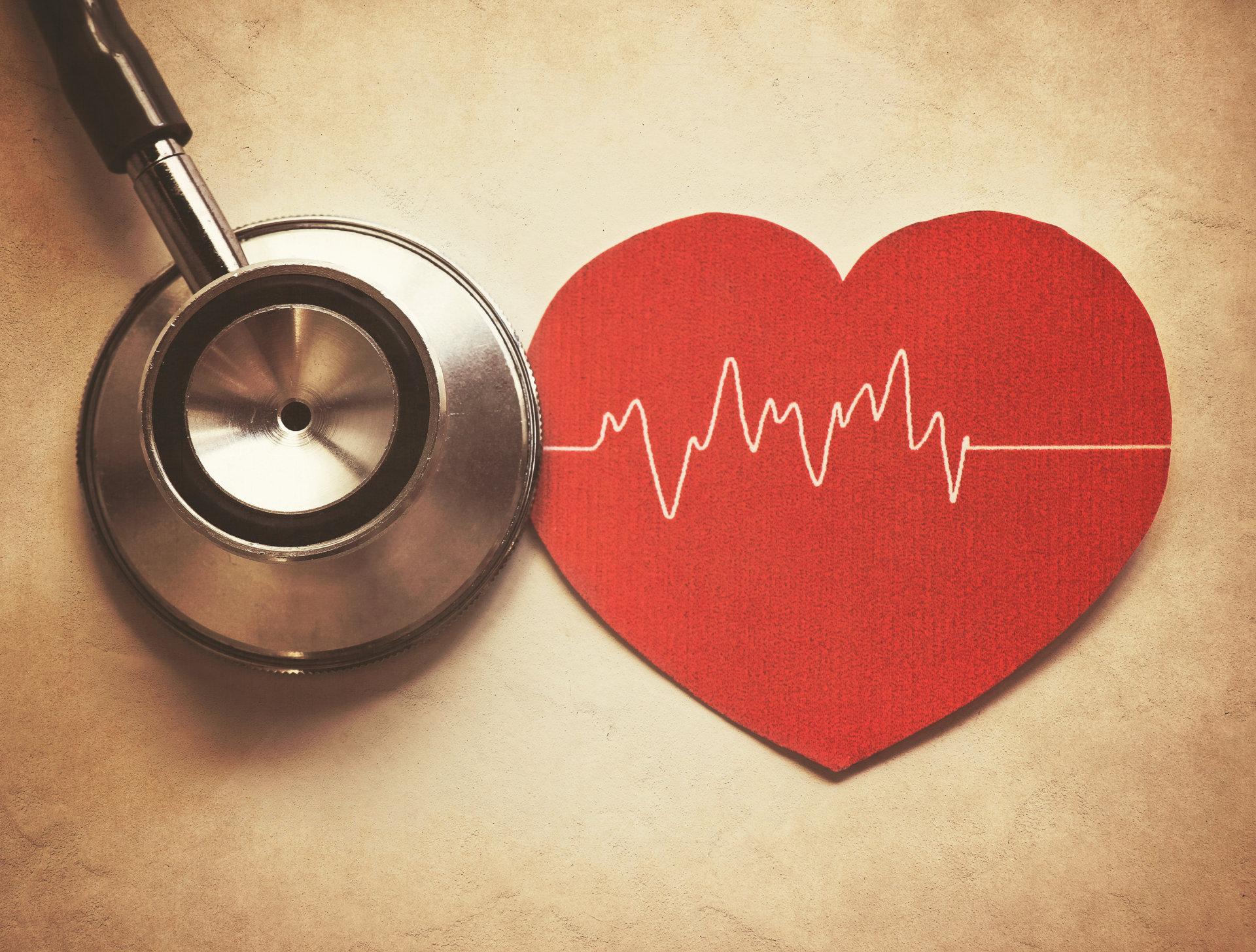 sveikatos nerimas po širdies priepuolio hipertenzijos galvos masažas