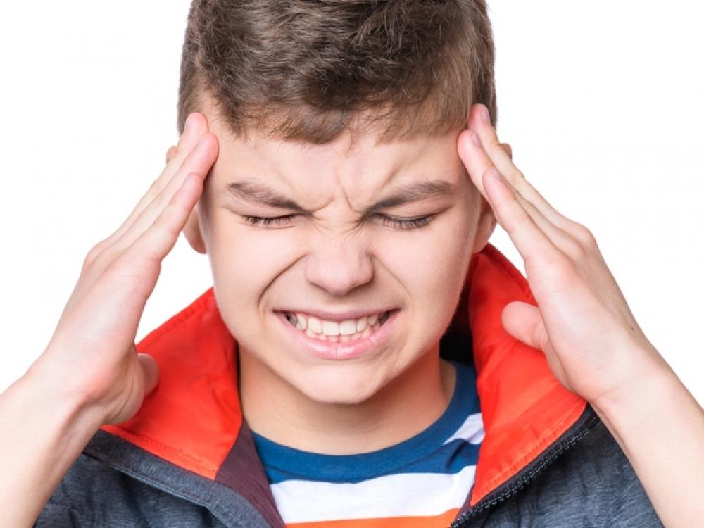 pakaušio galvos skausmas hipertenzija)