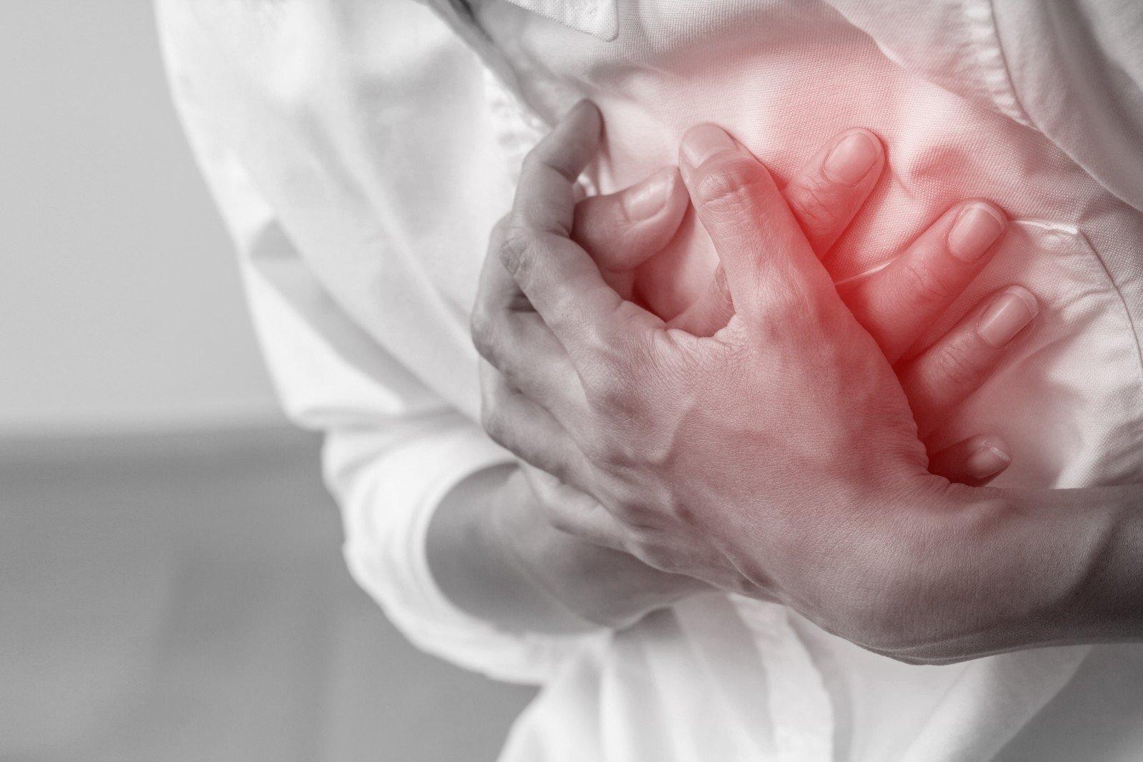 automobilio sveikatos širdies problemos