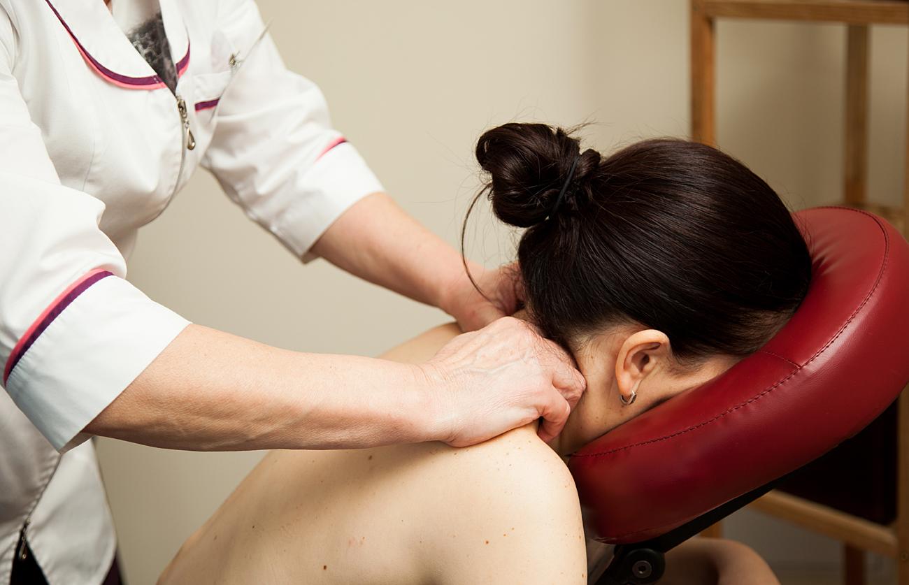 hipertenzijos apykaklės masažas