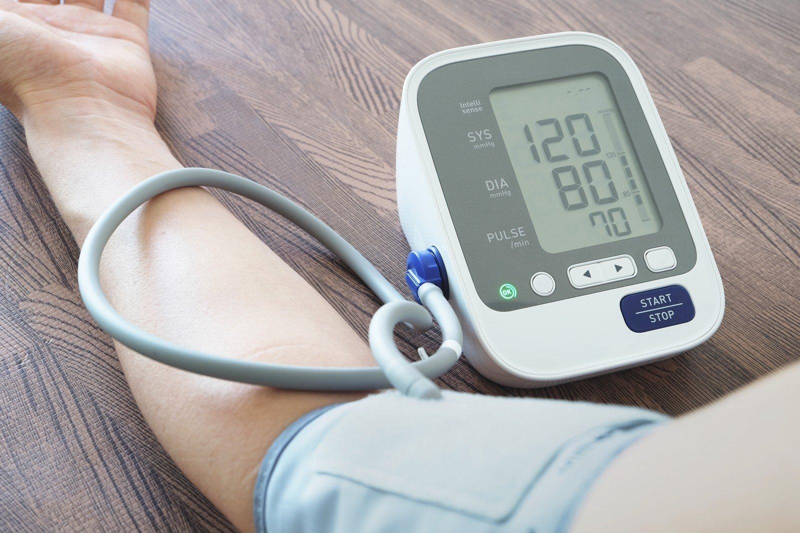 normalizuoti kraujospūdžio hipertenziją)