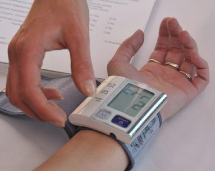 hipertenzija, sukelianti širdies pokyčius