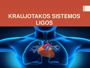 kraujotakos sistemos hipertenzijos ligos)