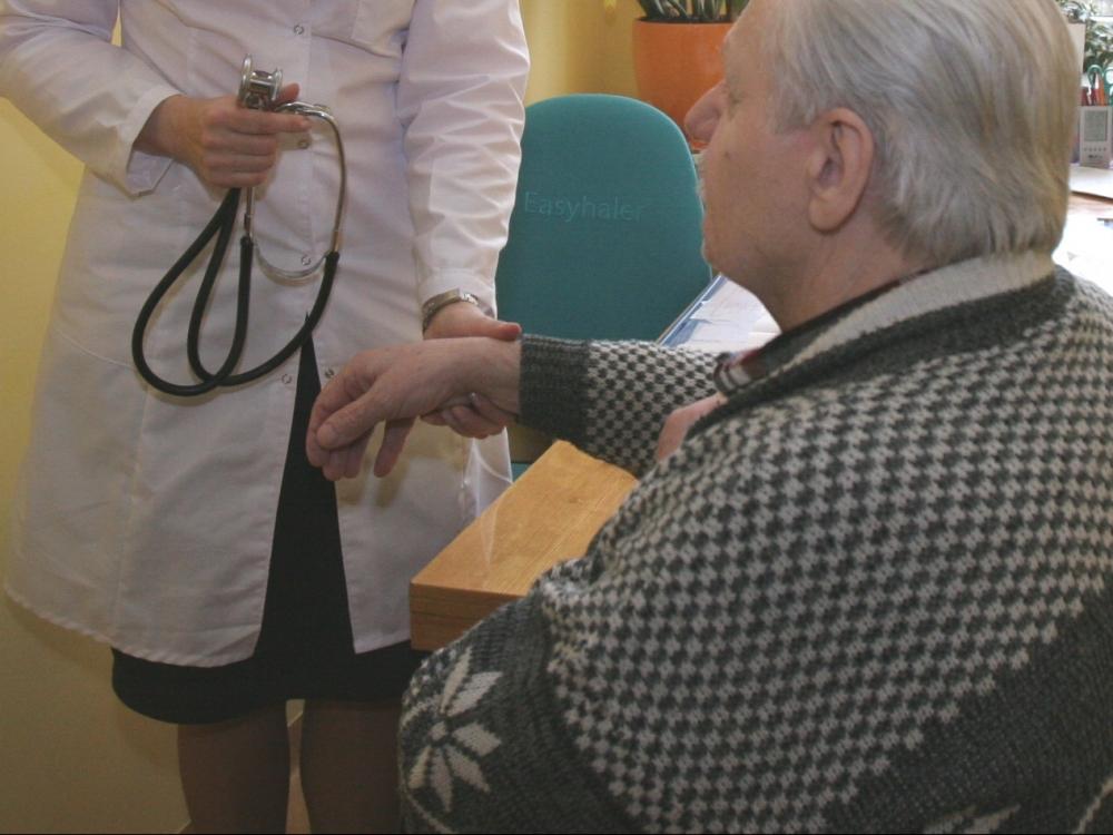 Lietuvos širdies asociacija kardiologus sukvietė į Alytų