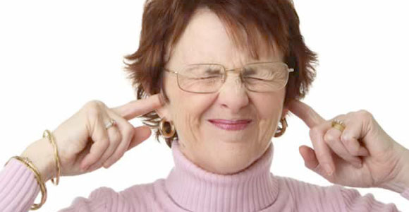 spengimas ausyje su hipertenzija