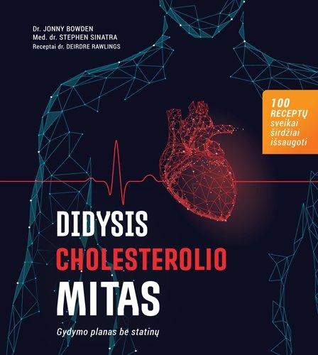 ar cholesterolis veikia širdies sveikatą