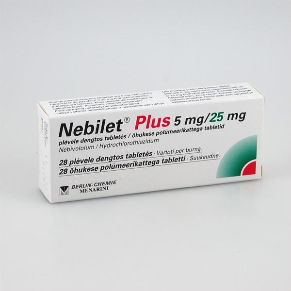 diuretikas, vartojamas hipertenzijai gydyti)