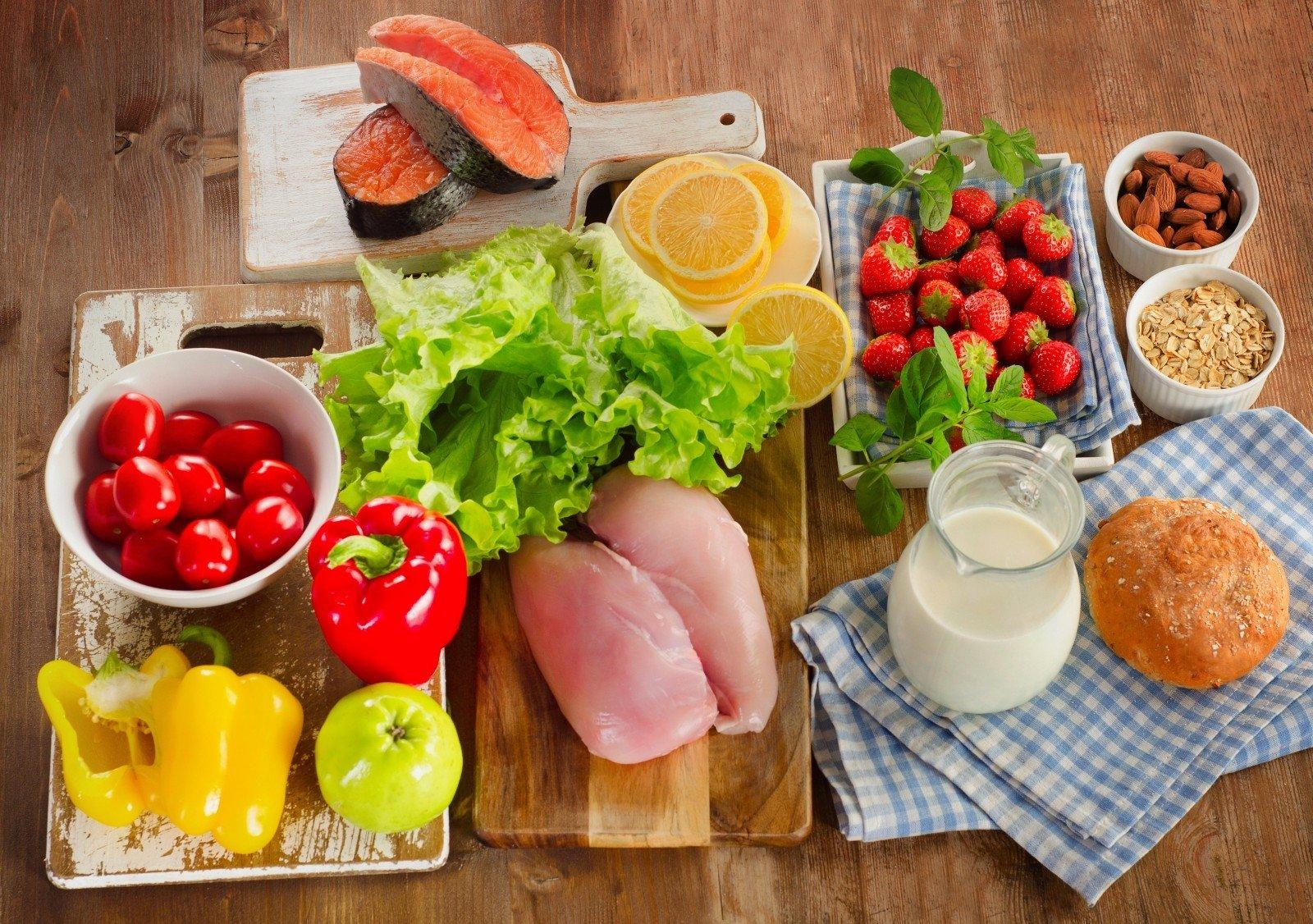 hipertenzija dietos mityba