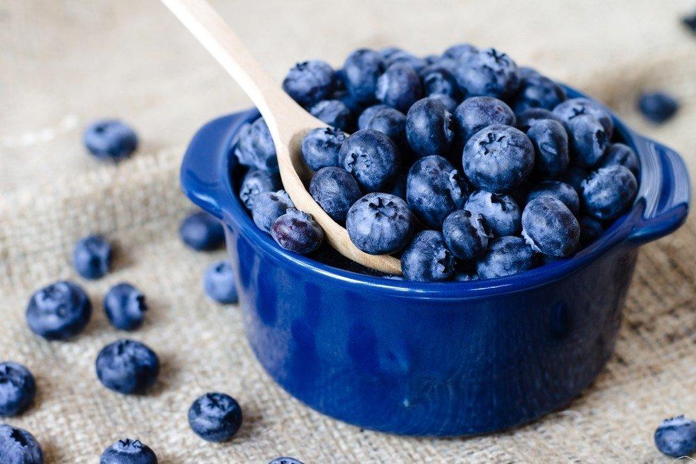 mėlynių nauda sveikatai