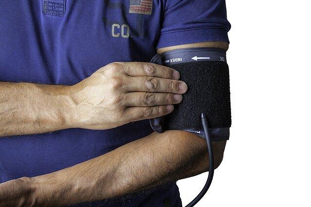 sveikatos širdies ritmo kraujospūdis