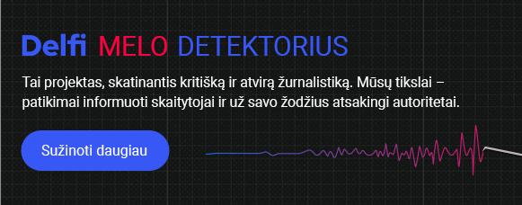 melo detektoriaus hipertenzija