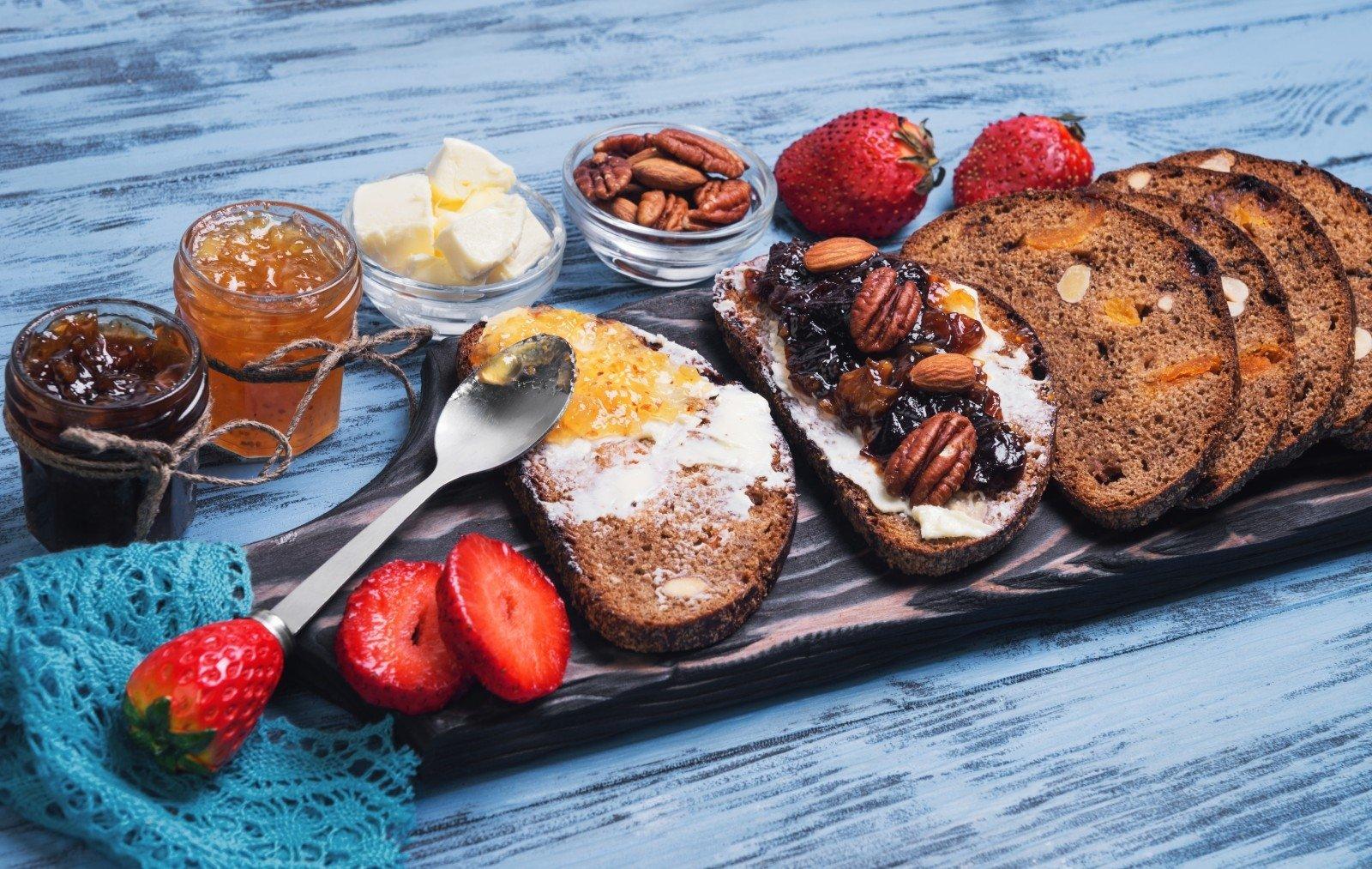kokią duoną valgyti sergant hipertenzija