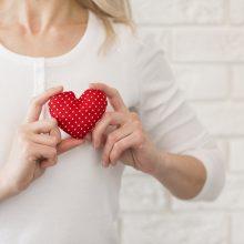 sveikatos širdies pagrindu