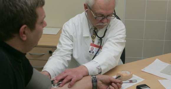 Kardiologė: pakilęs kraujospūdis – liga visam gyvenimui