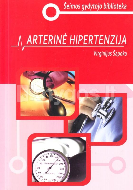hipertenzija nėra atsiliepimų