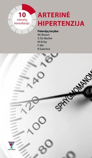 hipertenzijos enciklopedija sveikata, kaip gydyti hipertenziją
