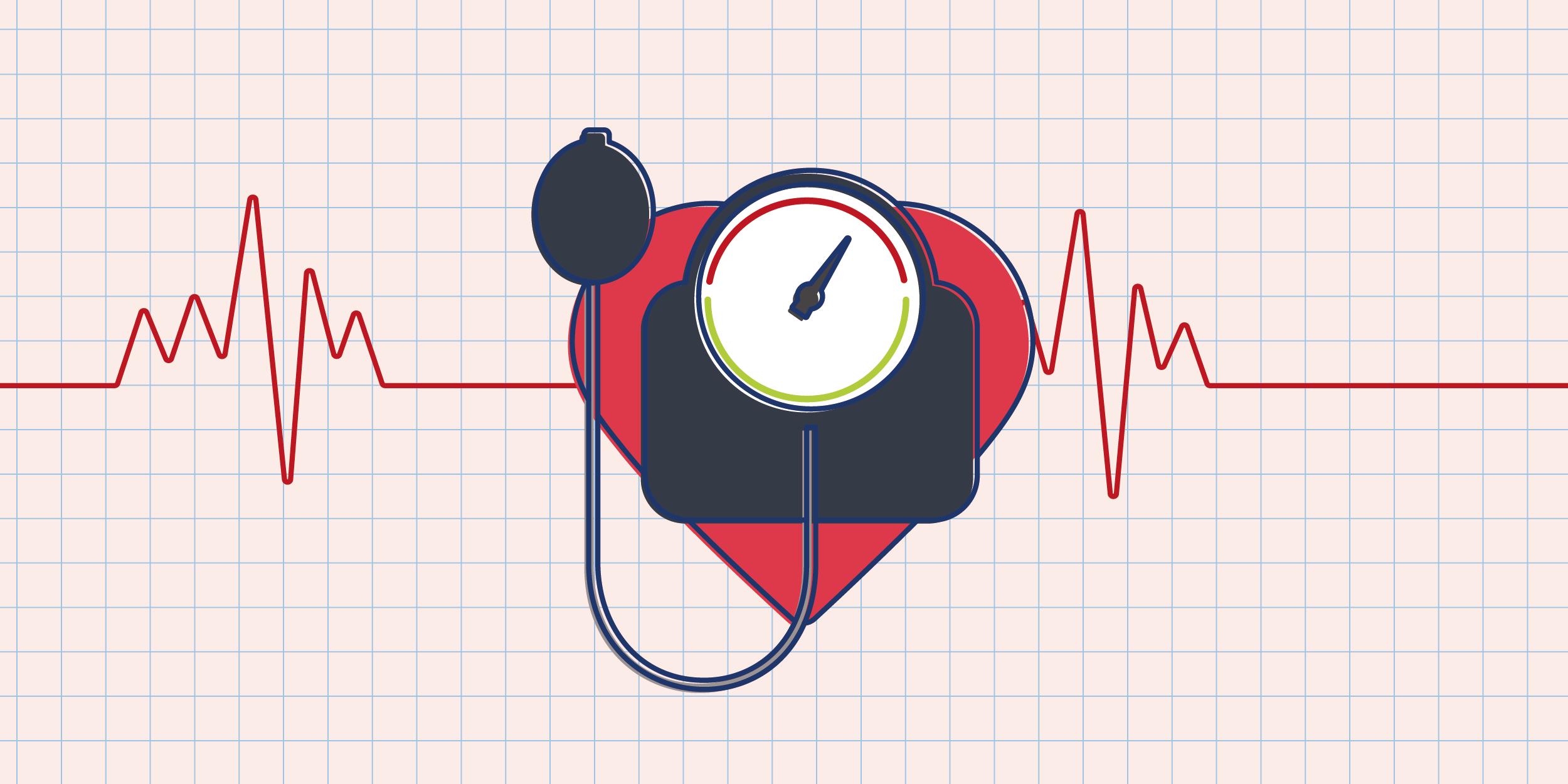 hipertenzija psichosomatinė liga