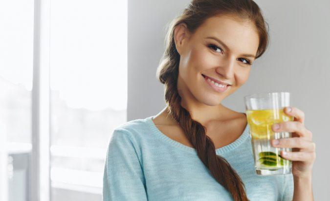 ar būtina gerti vandenį sergant hipertenzija