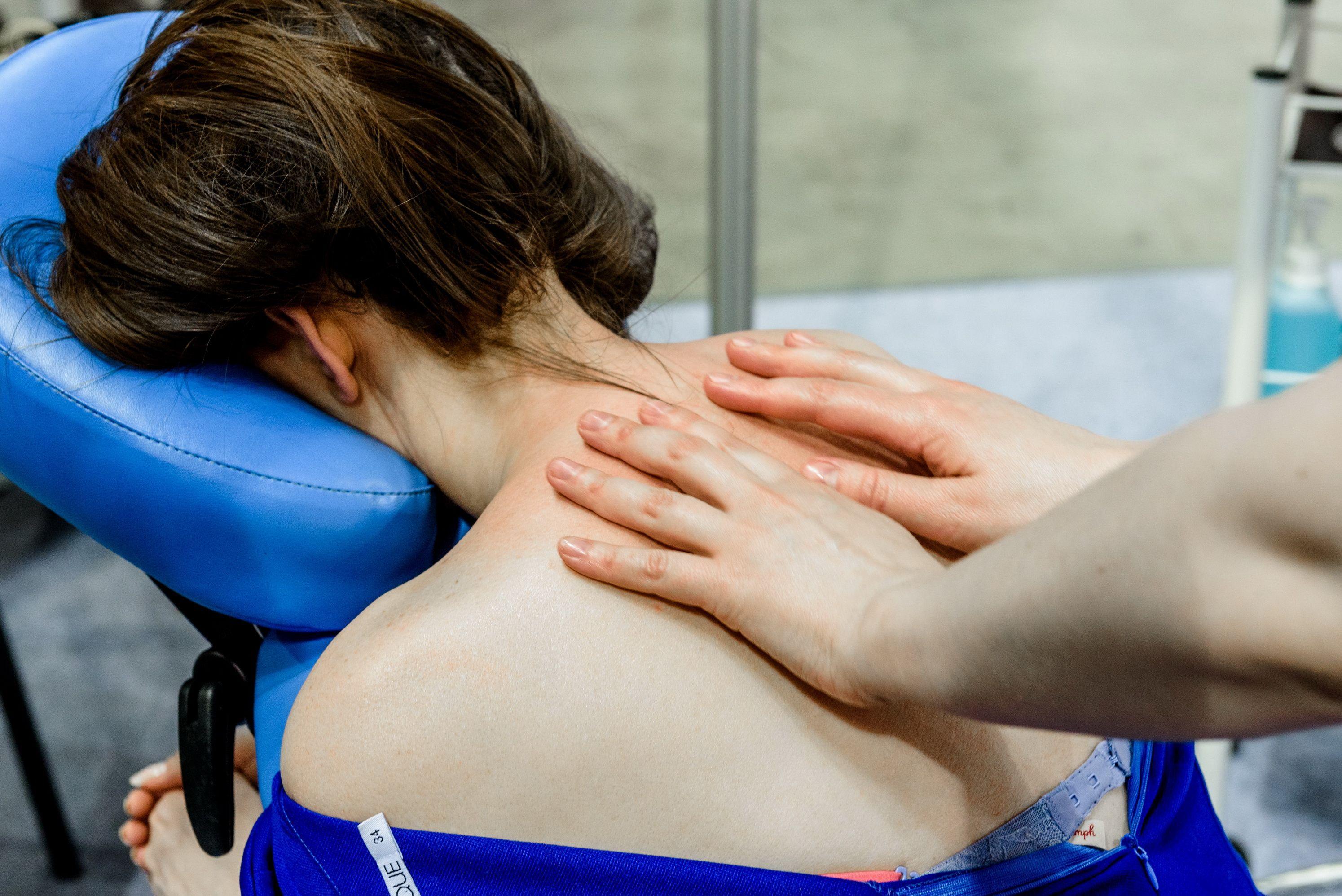 Hipertenzijos masažas - Slėgis