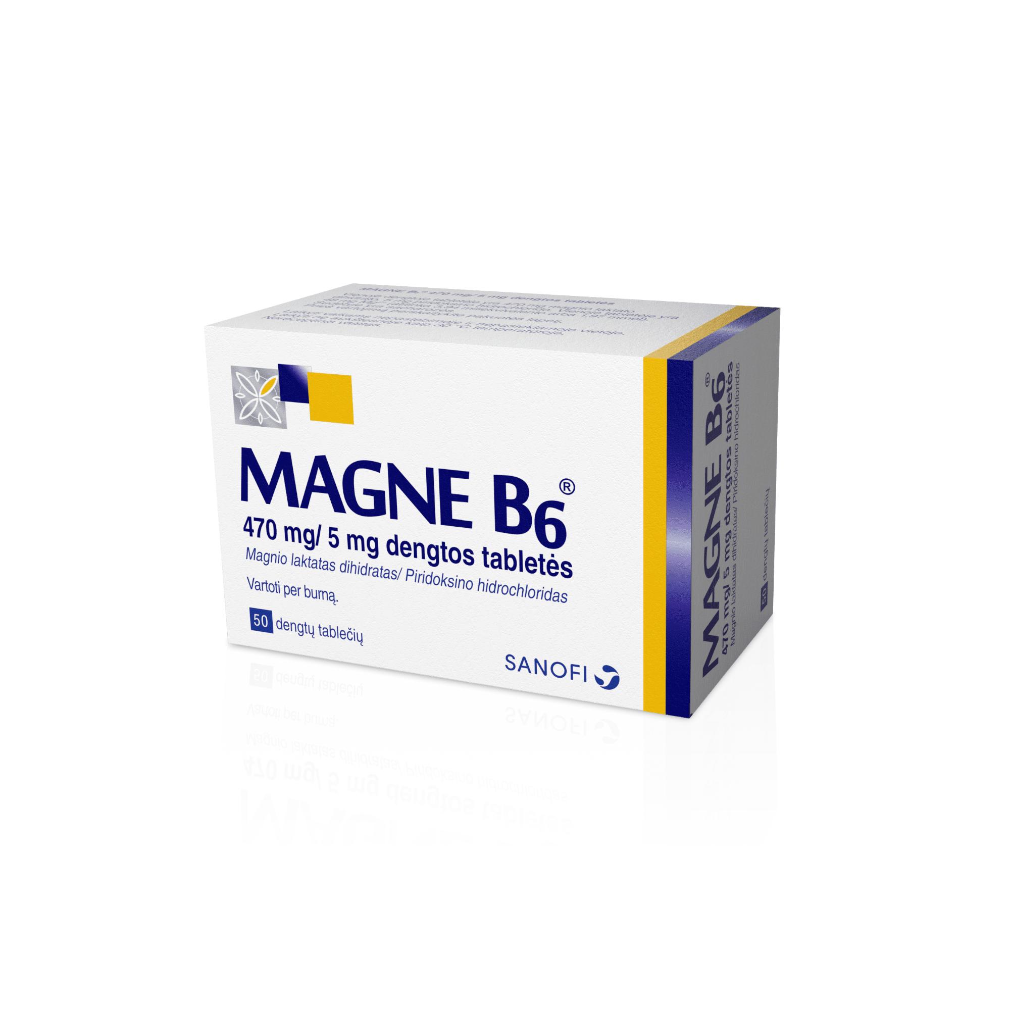 magne b6 nuo hipertenzijos)