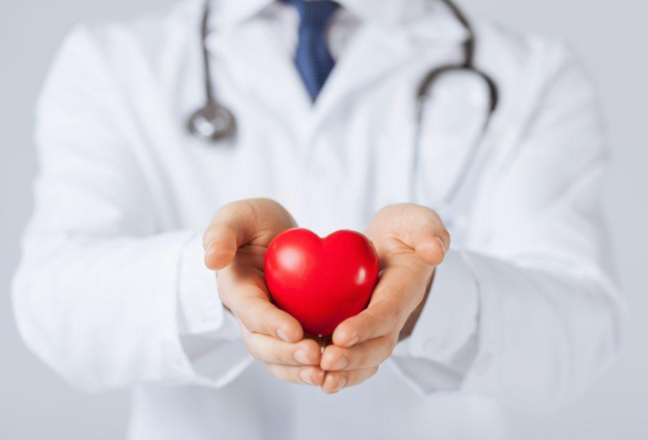 vitaminai širdies sveikatai