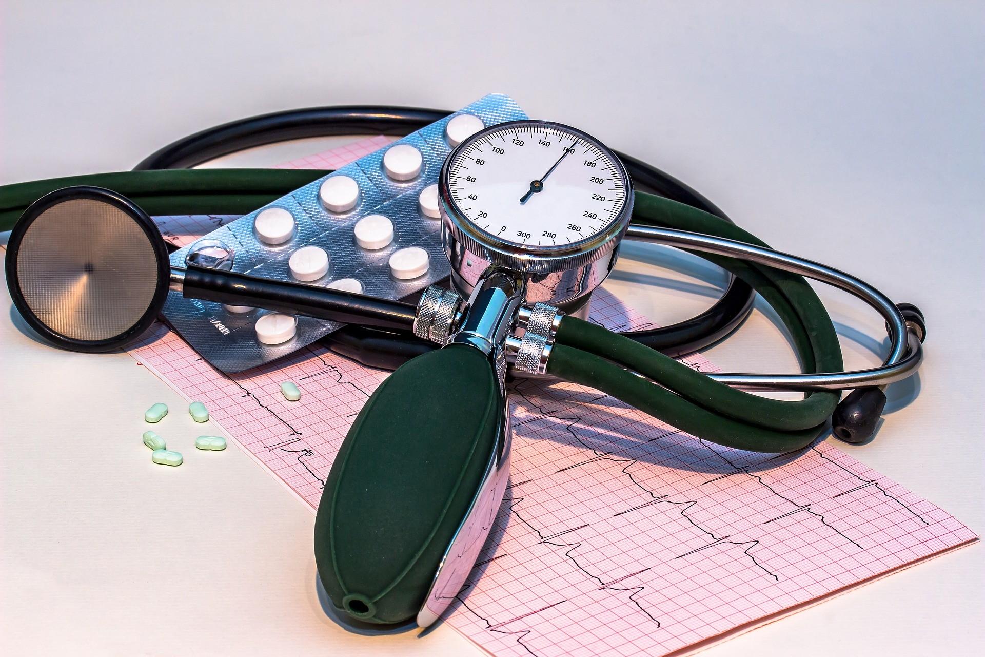 kokios yra hipertenzijos komplikacijos)