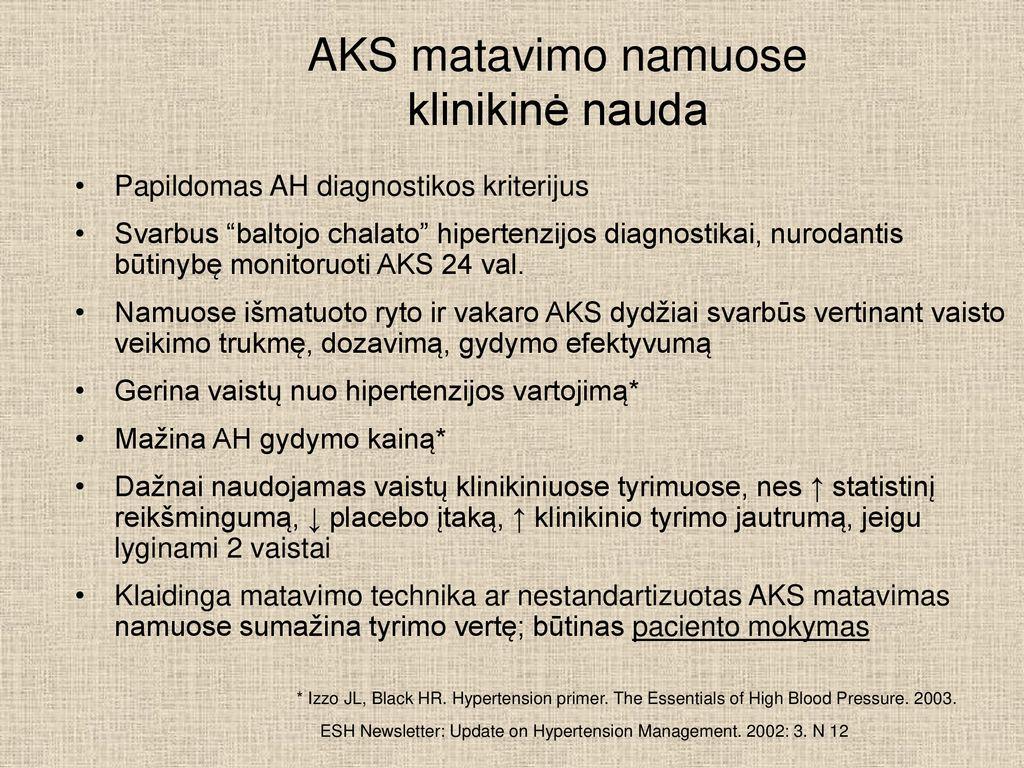 hipertenzija geri vaistai)