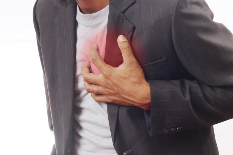 sveikatos problemos po infarkto su hipertenzija, širdies kolitu