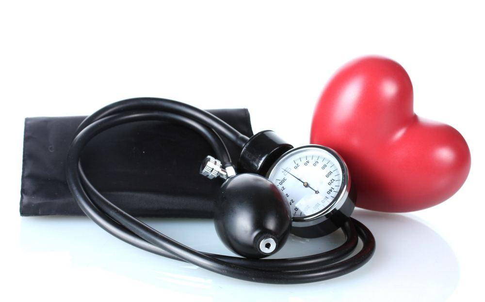 ryto dėl hipertenzijos