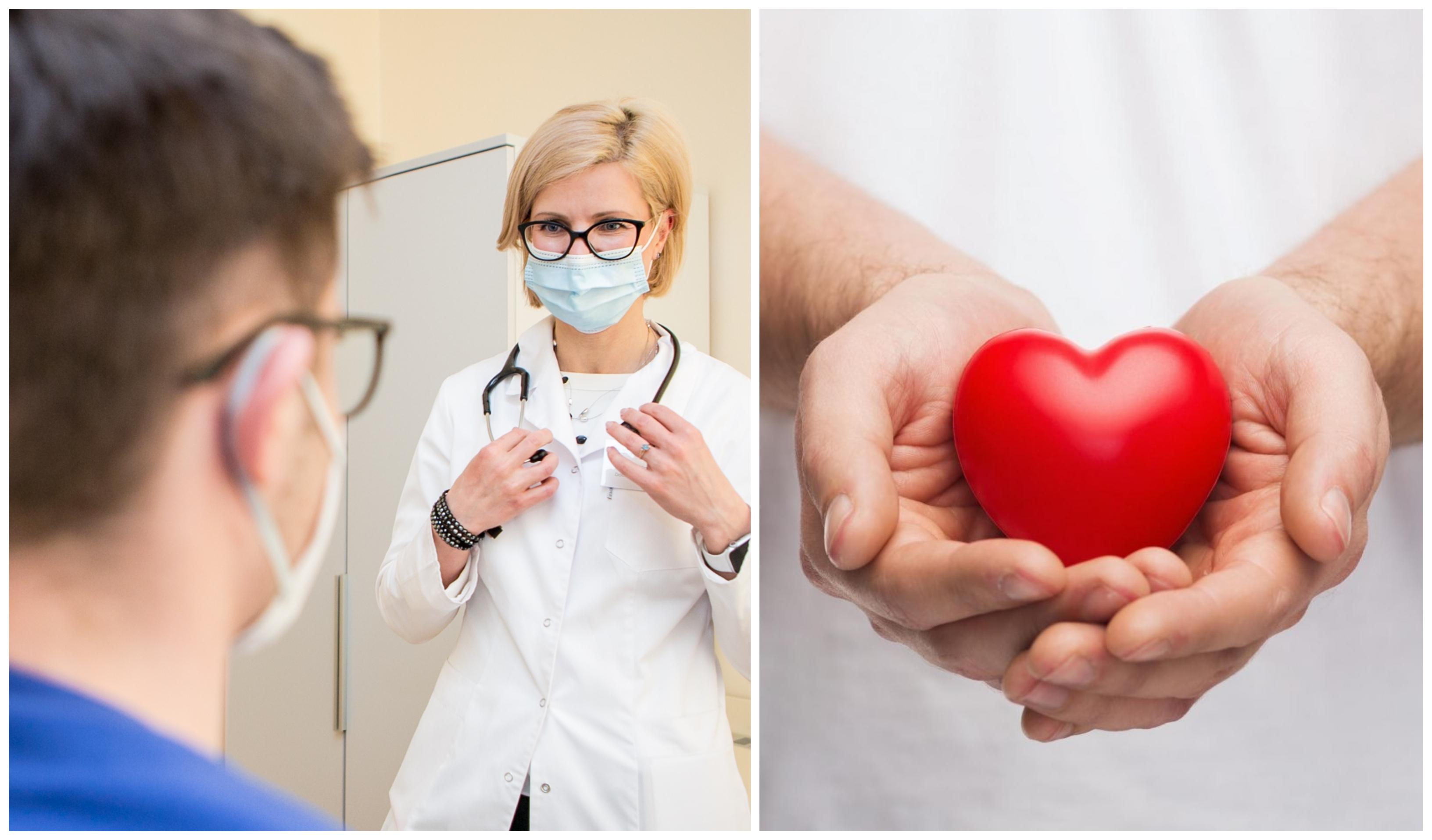 pagerinti mano širdies sveikatą)