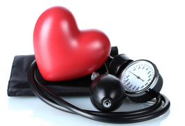 įtariama hipertenzija