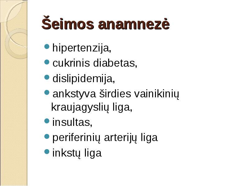 širdies liga, kas yra hipertenzija)