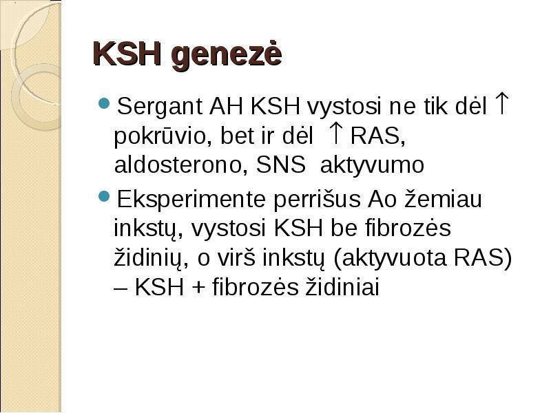 kas vystosi hipertenziją)