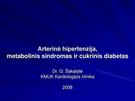 hipertenzija vaistas norvask