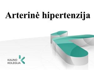 kuo skiriasi vds nuo hipertenzijos)