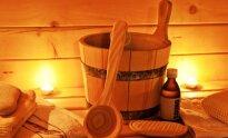 apsilankymas saunoje dėl hipertenzijos