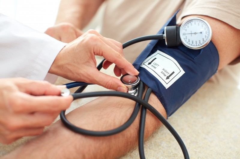kiek hipertenzija