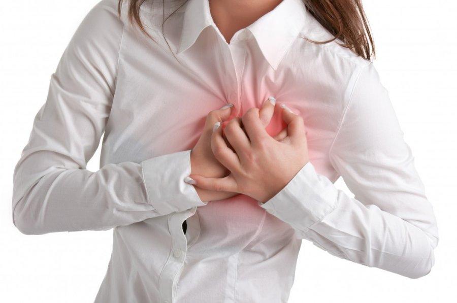 vyno širdies sveikatos moterys