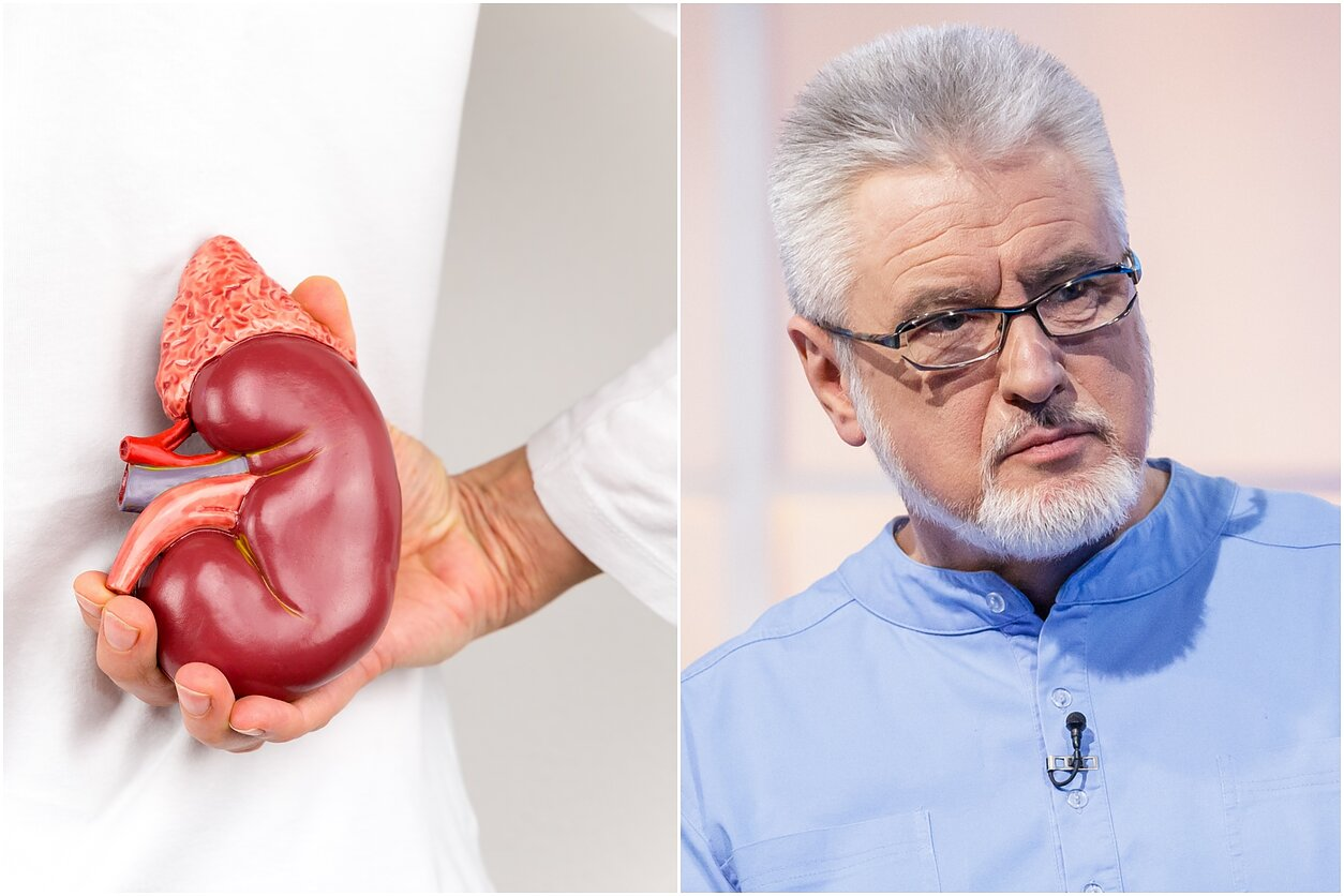 inkstų hipertenzija ir jos simptomai