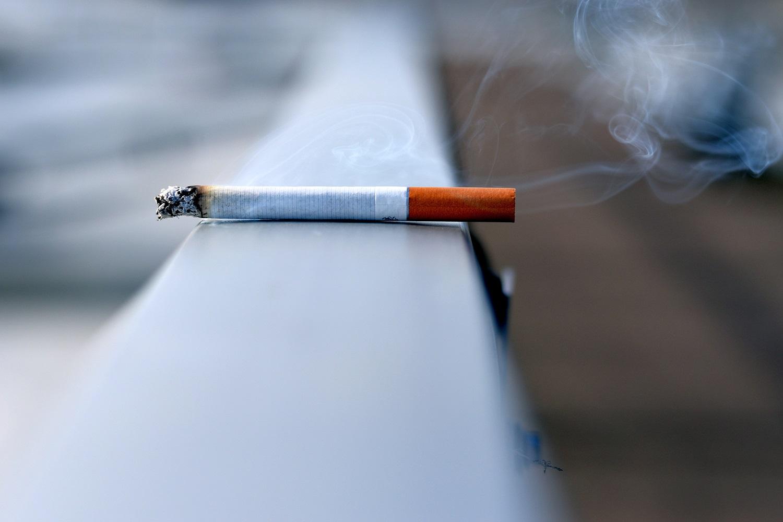 Tomas Sojeris mokosi rūkyti arba rūkymas ir vaikai
