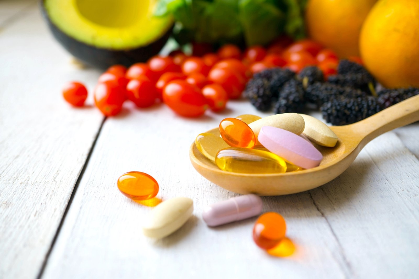 širdies sveikatos vitaminai
